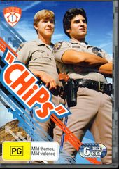 CHiPS - Chips-the Complete First Season