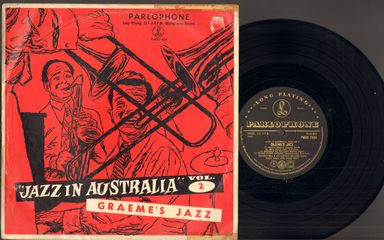 Thumbnail - BELL,Graeme,And His Australian Jazz Band
