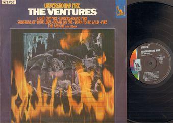 Ventures - Underground Fire