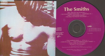 Smiths - The Smiths Record