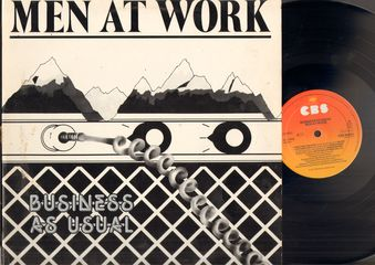 Thumbnail - MEN AT WORK
