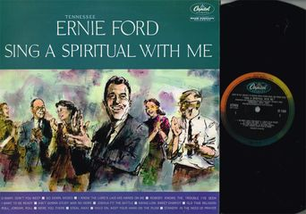 Tennessee Ernie Ford - Sing A Spiritual With Me