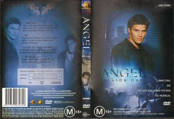 Angel - Season One-disc 4 (four Episodes)
