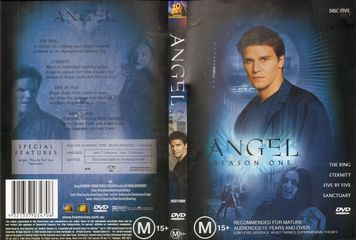 Angel - Season One-disc 5 (four Episodes)