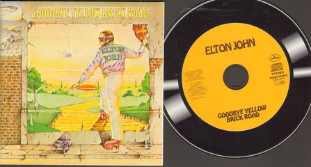 Elton John - Goodbye Yellow Brick Road Album