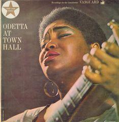 Odetta At Town Hall - Odetta