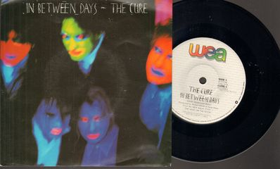 Cure - In Between Days/the Exploding Boy
