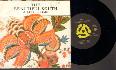 Beautiful South - A Little Time/in Other Words I Hate You Album