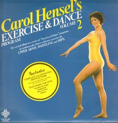 Carol Hensel - Exercise & Dance Program Volume 2