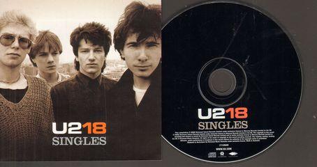 U2 - 18 Singles Record