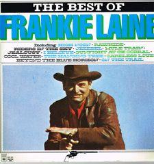 Frankie Laine - The Best Of Frankie Laine EP