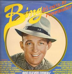 Bing Crosby - It's Easy To Remember