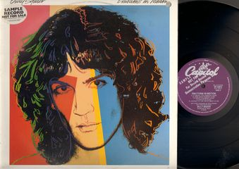 Billy Squier - Emotions In Motion EP