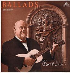Burl Ives - Ballads With Guitar Album