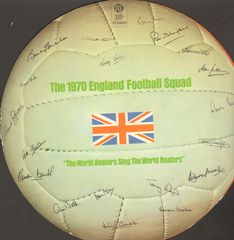 Thumbnail - 1970 ENGLAND FOOTBALL SQUAD
