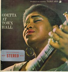Odetta - Odetta At Town Hall Album