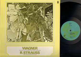 Wagner/Strauss - Overture And Venus Music From Tannhauser/suite From Der Rosenkavalier