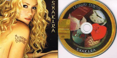 Shakira Laundry Service Records Lps Vinyl And Cds