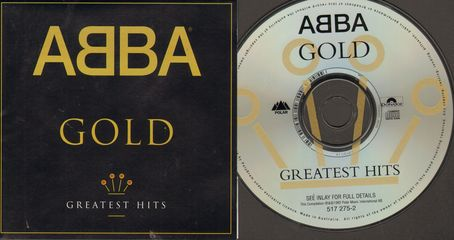 Gold - Greatest Hits - Abba