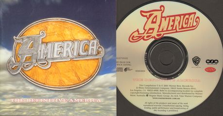 America - The Definitive America