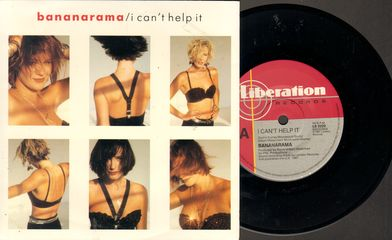 Bananarama - I Can't Help It/ecstasy Album