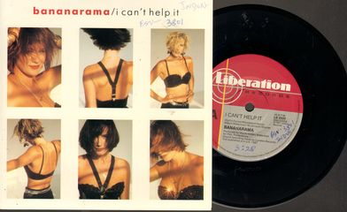 I Can't Help It/ecstasy - Bananarama