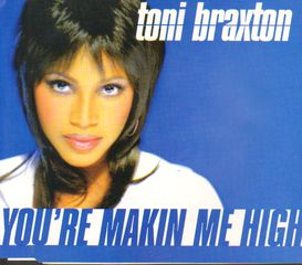 Toni Braxton You Re Makin Me High Records Lps Vinyl And