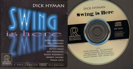 Dick Hyman - Swing Is Here