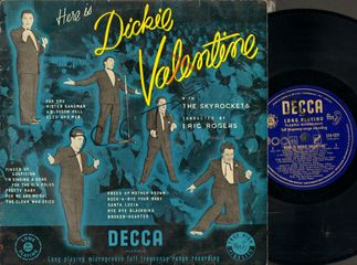 Thumbnail - VALENTINE,Dickie