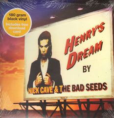 Thumbnail - CAVE,Nick,& The Bad Seeds