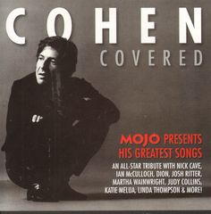 Mojo Magazine CD - Mojo 181 - Cohen Covered