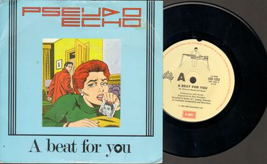 Pseudo Echo A Beat For You Records Lps Vinyl And Cds