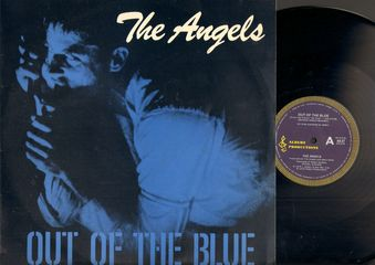 Angels - Out Of The Blue Album