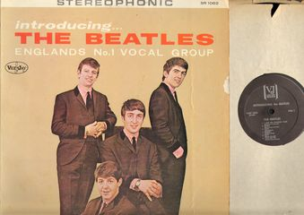 Beatles - Introducing The Beatles Record