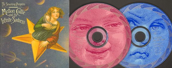 Smashing Pumpkins - Mellon Collie And The Infinite Sadness CD