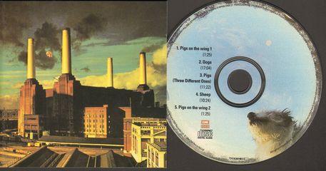 Pink Floyd - Animals Album