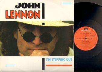 John Lennon - I'm Stepping Out/sleepless Night (yoko Ono/loneliness (yoko Ono))