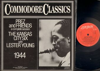Thumbnail - KANSAS CITY SIX with LESTER YOUNG