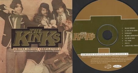 Kinks - Limited Edition Compilation 2