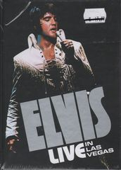Elvis Presley - Live In Las Vegas LP