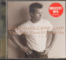John Mellencamp - The Best That I Could Do 1978-1988