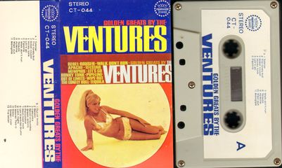 Ventures - Golden Greats By The Ventures Single