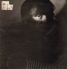 Phil Everly - Living Alone LP