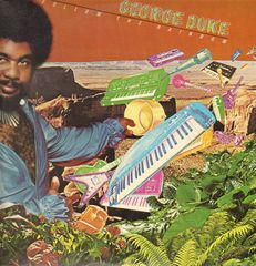 George Duke - Follow The Rainbow CD