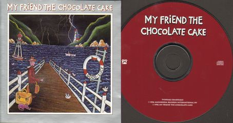 My friend the chocolate cake 19 easy pieces