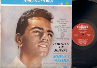 Johnny Mathis - Portrait Of Johnny Single