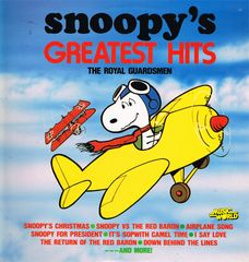 Royal Guardsmen - Snoopy's Greatest Hits