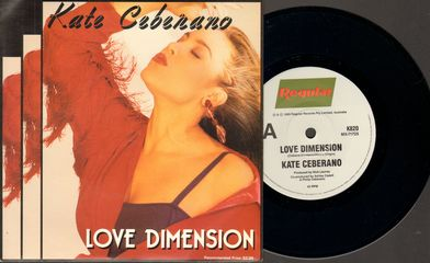 Kate Ceberano - Love Dimension/like Now