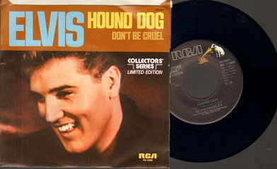 Elvis Presley - Hound Dog/don't Be Cruel