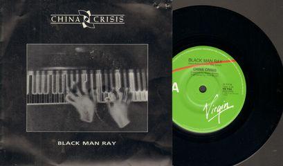 China Crisis - Black Man Ray/animalistic